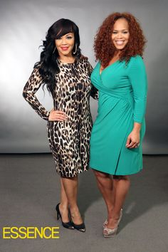 13 Celebrity Sisters We Love | Can anything ever top the love of a sister? They are there to see us through the best and worst of times. Sometimes, they know us better than we know ourselves. As we watch Mary Mary's Erica and Tina Campbell work through their challenges with love on their reality show, we're taking a look at 13 celeb sisters whose relationships inspire us.