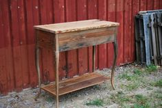 Check out this item in my Etsy shop https://www.etsy.com/listing/243769881/4-cabriole-console-table