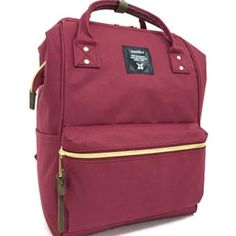 a00e40ac93 Best Shop Authentic anello Backpack Japan Hot-selling Rucksack (Large size