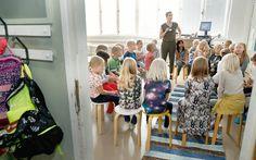 Suomalainen peruskoulu käy läpi suurta digimurrosta. Silti jopa hallituksen…