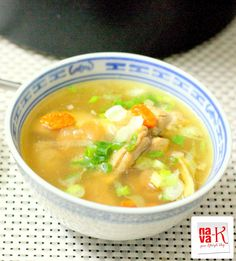 nava-k: Chinese Herbal Chicken Soup