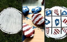 Easiest Outdoor Tic Tac Toe Game Ever