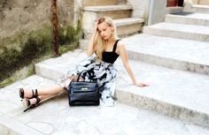 gonna a ruota Teresa Morone theFashiondiet Campania fashion bloggers sexy