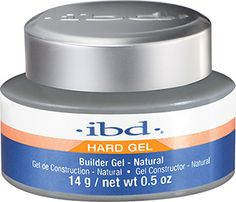 Natural Gel 0.5 oz