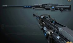 ISD-V4 Vanguard Sniper Rifle