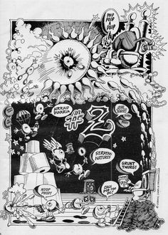 From rhe National Lampoon. c. 1970s