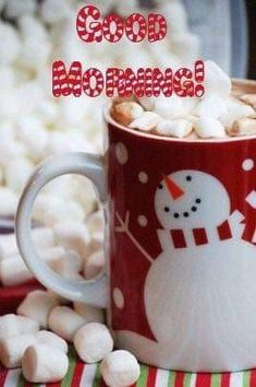 Cute Winter Good Morning Image Quote morning good morning morning quotes good morning quotes morning quote good morning quote beautiful good morning quotes winter good morning quotes good morning wishes good morning quotes for family and friends Day And Night Quotes, Good Morning Quotes For Him, Good Morning Images, Good Morning Winter, Christmas Morning, Christmas 2019, Christmas Greetings, Patricia Gonzalez, Winter Quotes