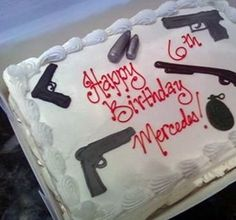hmmmm Love the name… Worried about the cake decorations lol