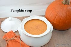 Pumpkin Soup by FoodStorageMoms