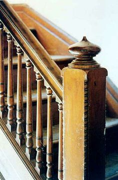 """A bannister? What's a bannister have to do with """"As Close As You'll Ever Be,"""" you ask? You'll have to read the book to get the reference. As Close As You'll Ever Be, by Seamus Scanlon http://www.cairnpress.com/pages/scanlon"""