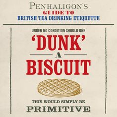 #penhaligons.....///... Gonna dunk it...! Ah, did THEY see me? Oh well, it doesn't matter now, does it?... I loved every crumb.