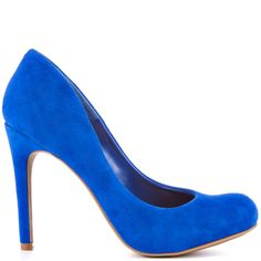 Heels I Love #heels #summer #high_heels #color #love #shoes Calie - Cobalt Blue  					Jessica Simpson