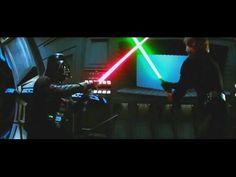 Star Wars VI: Return of the Jedi - Darth Vader's Death (Imperial March) (sub ITA) - YouTube