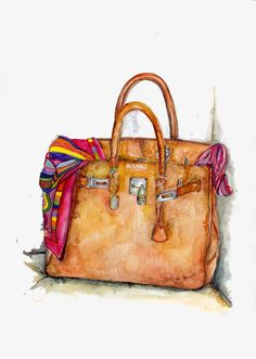 com 2013 latest Hermes handbags online outlet, Discount Hermes handbags cheap, wholesale HERMES bags online store, fast delivery cheap Gucci handbags Hermes Bags, Hermes Handbags, Handbags Michael Kors, Fashion Handbags, Fashion Bags, Gucci Bags, Birkin, Bag Illustration, Watercolor Illustration
