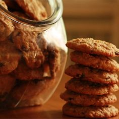 """Oatmeal Raisin Cookies IV 