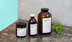 Laboratorio Ahal on Branding Served