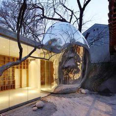 Beijing Hutong Bubble MAD Пекинский пузырь