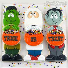Halloween Cookie Set