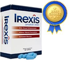 Irexis is the best selling male enhancer pill since 2004. Over 10 million pills sold.