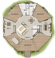 Tiny house floor plans - House Design Book Small and Tiny Australian and International Home Plans house plans, house plans australia, small house plans,tiny plans – Tiny house floor plans Tiny House Layout, Small House Design, House Layouts, Sims 4 Houses Layout, Cool House Designs, Round House Plans, Small House Plans, Cool House Plans, Large Floor Plans