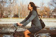 Josie's Bike Life: Women on Bikes Series: Daly (Dolly) Costanza- Cute...