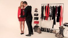 Watch our Creative Director - Richard Lowe - work his Holiday Magic. Holiday dressing is always frustrating and this season our Styling Guide is here to help.  Pair our True Red Ellie Tunic Dress with just the right amount of bling, with a sparkle bow bracelet and glitzy clutch. For the perfect cocktail party look add the True Red Tina Cascade Jacket with black trim and an evening clutch. Simply remove the jacket and add high boots for the ultimate casual look.  When the weather get a little…