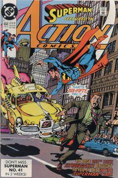 "Action Comics (1938) - #650 ""Reflections"""