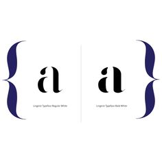 lingerie typeface fashion magazine font by moshik nadav typography typographyfonts pinterest magazine fonts fonts and typography