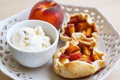 Mini Peach Pies