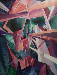 Amelia Midori Miller #art #painting