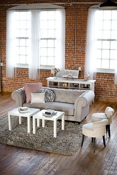 Romantic Industrial Style to Your Home 7