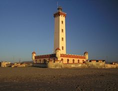 Lighthouse in La Serena, Chile. Cienfuegos, Argentina South America, Famous Lighthouses, Spanish Architecture, Beacon Of Light, Water Tower, Willis Tower, Places To See, Beautiful Places