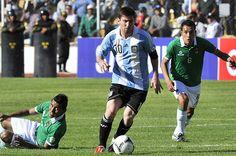 Messi lamentó el tema de la altura, destacó el resultado