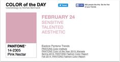 APPart – Mobile Art – Pantone Color of the Day – 'Pink Nectar' – TheAppWhisperer