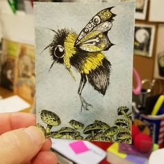 I even have this tiny bee for $19!  Dm or comment on pic!