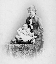 Grand Duke, Oldenburg, Prussia, Mother And Child, Trending Topics, Charlotte, Royalty, Daughter, Fan Art