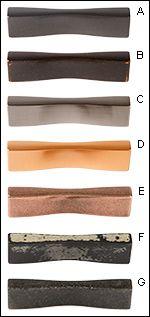 Linea Pulls - Lee Valley Tools