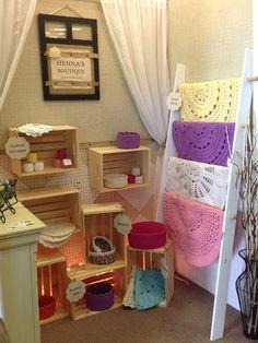 display, arrangement, placement, product ideas :)