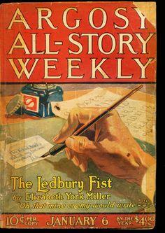 Argosy All-Story Weekly – 01/06/23 – Adventure House