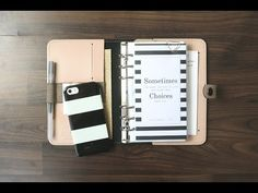 «PLANNER ADDICT» FILOFAX ORIGINAL NUDE SETUP | DEAR SOPHIE | Lifestyle and Memories