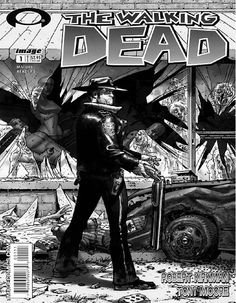 The Walking Dead Comic - Issue 1 - Days Gone Bye, via YouTube.