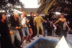 Irvine Welsh-written TV series about 80s Ibiza in the works.
