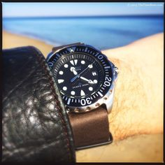 Citizen Eco-Drive Promaster Diver BN0000-04H | The Time Bum