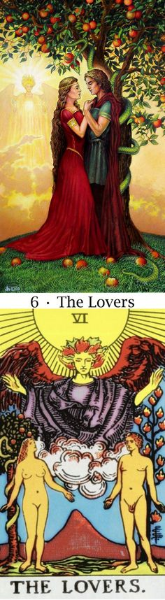 THE LOVERS: harmony and loss of balance (reverse). Sacredisle Tarot deck and Rider Tarot deck: daily tarot reading spread, tarot reading 2017 vs best free tarot reading online accurate. New tarot cards art and divination witch. #halloween2017 #cups #iosapp #hierophant #emperor #pagan