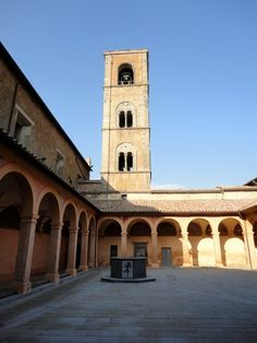 #Chiostro di San Francesco - #Pinacoteca