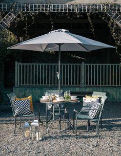 Diy Supplies, Garden Projects, Patio, Outdoor Decor, Summer, Home Decor, Summer Time, Decoration Home, Room Decor