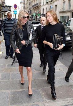TheyAllHateUs   Page 7 Kate Moss and Stella McCartney?