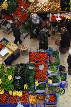 Konya, market - Turkey