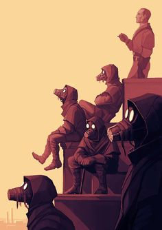Dishonored: The Whalers by coupleofkooks.deviantart.com on @DeviantArt