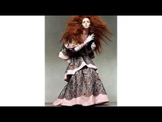 ▶ Subjective: Lily Cole interviewed by Nick Knight about Steven Meisel - YouTube